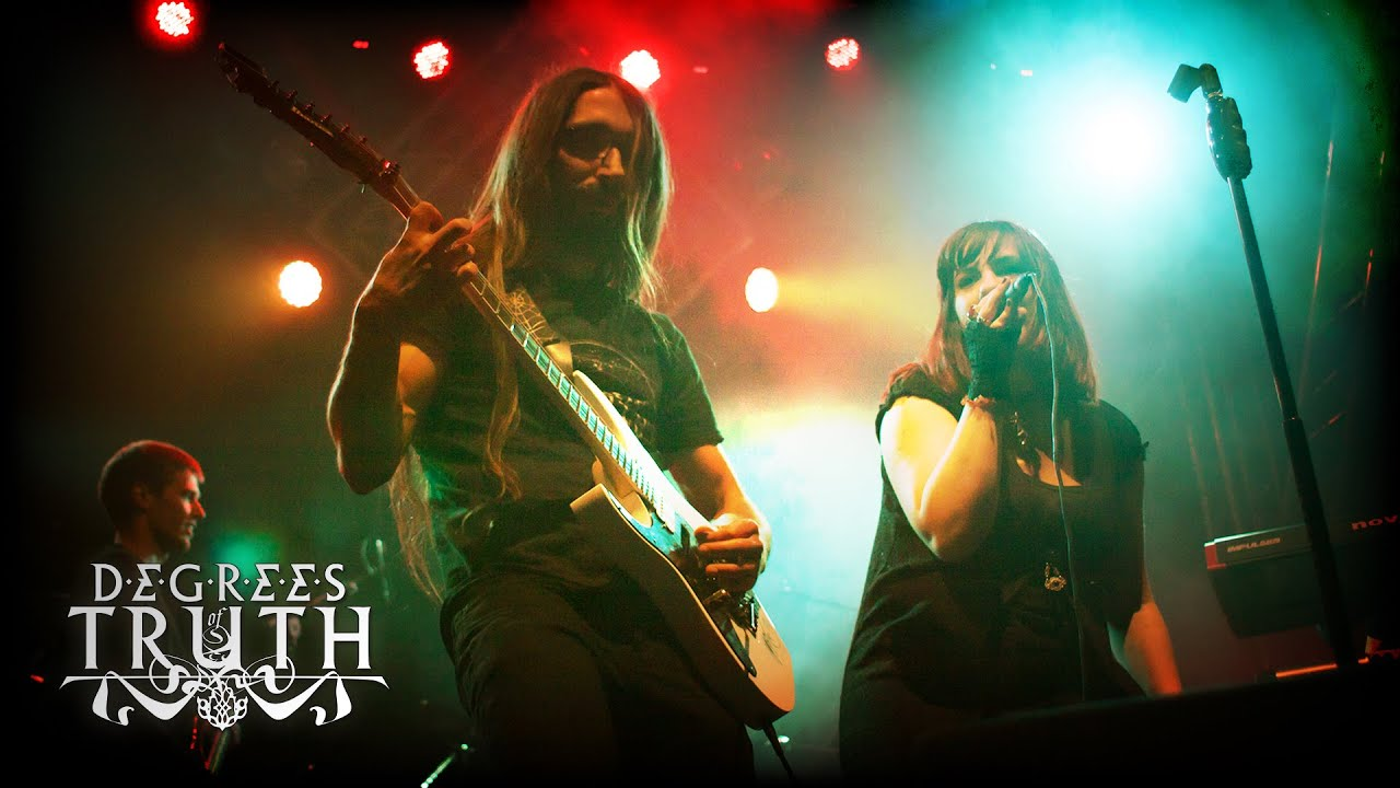 DEGREES OF TRUTH - Live Premiere - DAGDA PowerFest 2016 - YouTube