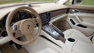 52 Тест драйв Porsche Panamera 2009г )