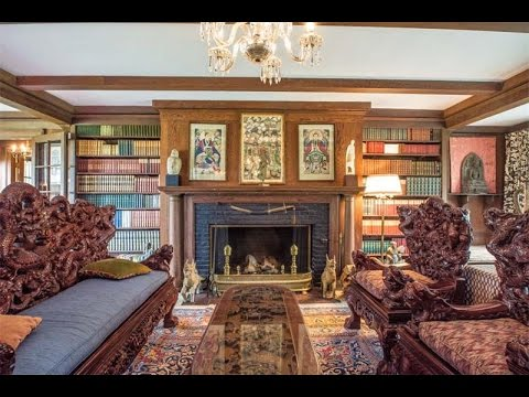 Distinctive and Historic Waterfront Residence in Duxbury, Massachusetts