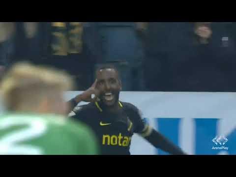 AIK Play: Henok Goitoms mål och det stora jublet mot Hammarby