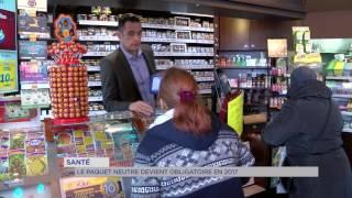 Santé : le paquet neutre devient obligatoire en 2017