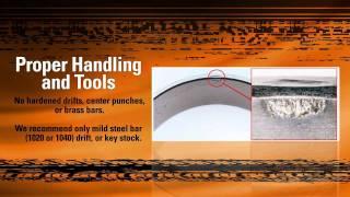 Bearing Damage Analysis for Tapered Roller Bearings