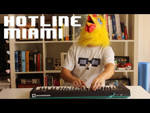 A Bit of Hotline Miami
