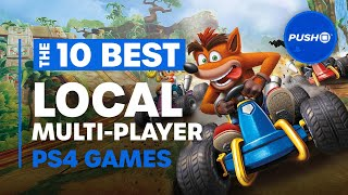 Top 10 Best Local Multiplayer Games For Ps4 | Playstation 4