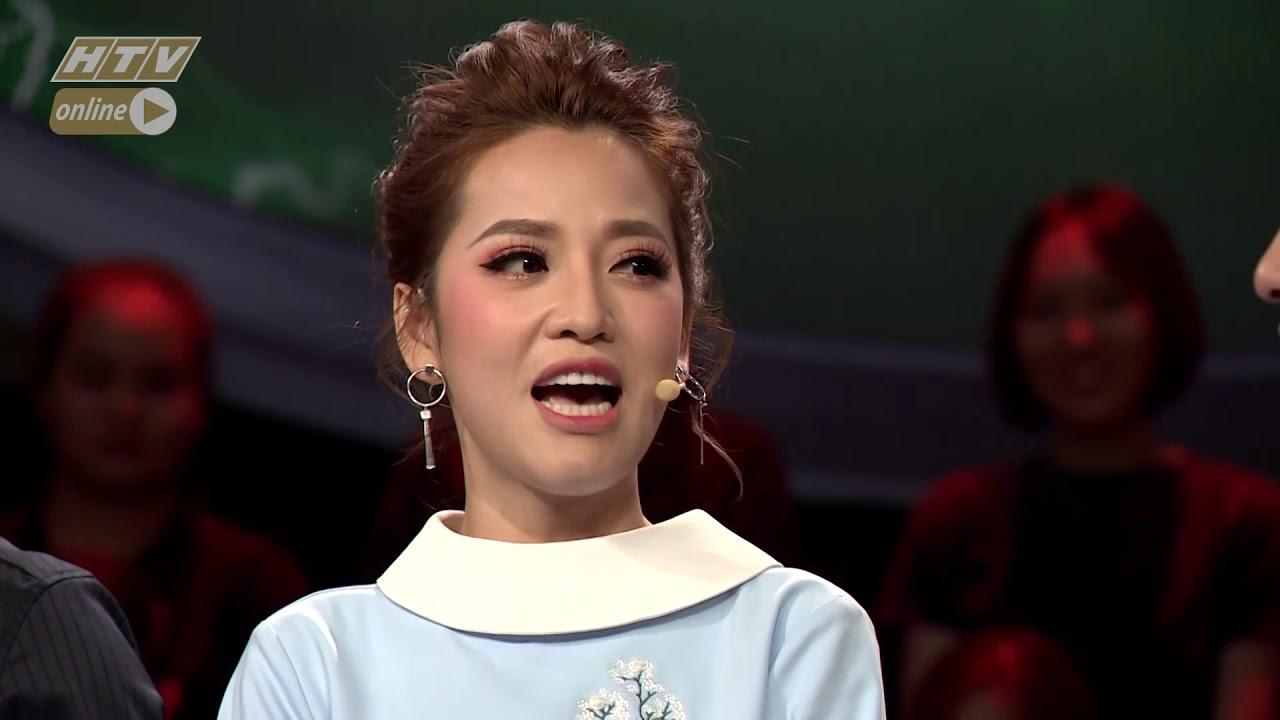 image Puka hoang mang vì được Trường Giang khen xinh đẹp | HTV NHANH NHƯ CHỚP | NNC #22 | 1/9/2018