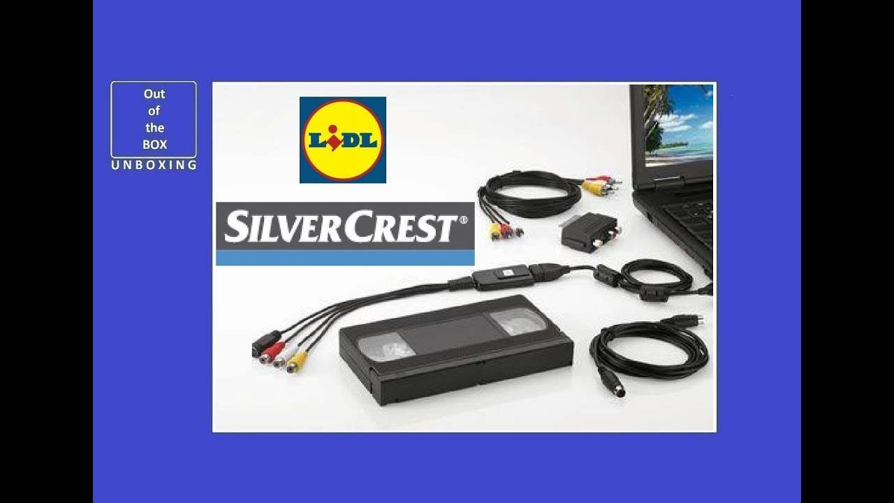 SILVERCREST VIDEO GRABBER DRIVERS DOWNLOAD FREE