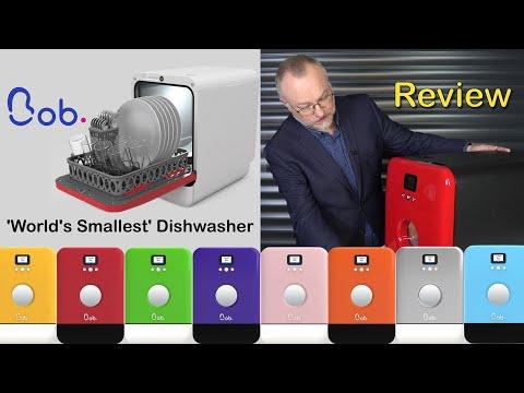 Bob - 'World's Smallest & Fastest Dishwasher' REVIEW