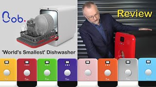 Bob - 'World's Smallest & Fastest Dishwasher' REVIEW