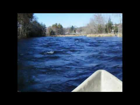 Watauga River Lodge South Holston Trout Fly Fishing Float Trip Video