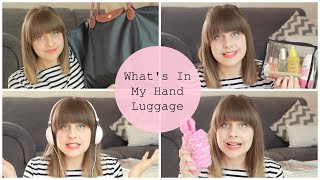In-Flight Travel Essentials | fayesfix