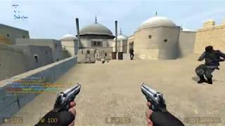 Counter-Strike Zombie Escape Mod, CS Source, Map: ze_standard_map