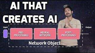 AI oluşturan AI