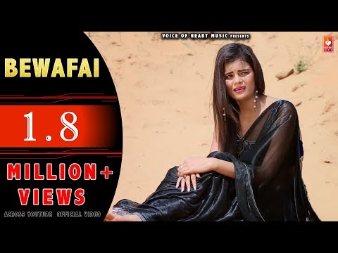 BEWAFAI ♫♫ Hindi Sad Songs 2016 | Nagma Khan, Parveen Sagar | Best Sad Song by Voice of Heart Music