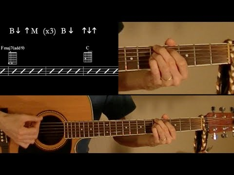 I Will Wait - Mumford and Sons guitar lesson (detailed and accurate)