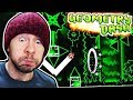 YOUR CHALLENGES ARE TOO HARD FOR ME // Geometry Dash EVW CHALLENGES (28)