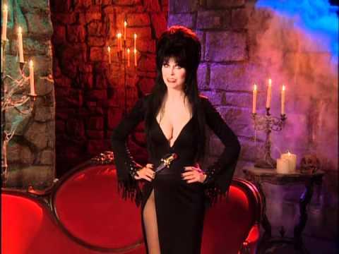 Elvira  Mistress Of The Dark Monstermania End