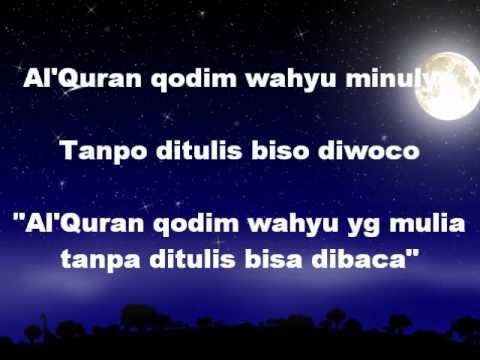 Syi'ir Gus Dur - Tanpo Waton.wmv