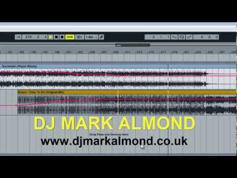 DJ Guide - How to Mix with ABLETON LIVE Tutorial Part 1 by DJ Mark Almond