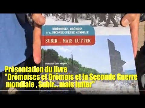 Présentation du livre Drômoises et      Mistral TV Drôme Ardèche