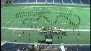 azle high school marching band mgp waterworld 2003