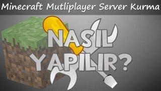 Minecraft Multiplayer Server Kurma Rehberi [Artık Çalışmıyor]