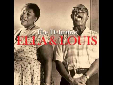 Ella Fitzgerald and Louis Armstrong  They Cant Take That Away from Me