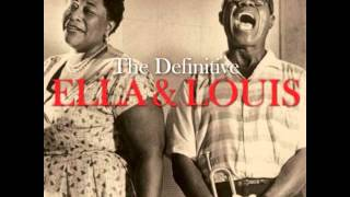 Ella Fitzgerald and Louis Armstrong - They Can