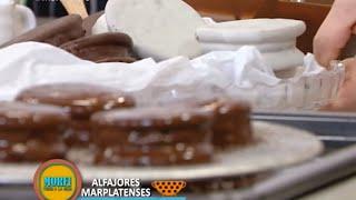 Receta: Alfajores marplatenses - Morfi