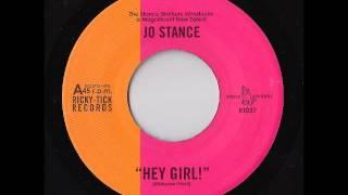 Jo Stance - Hey Girl! (Ricky-Tick FIN)