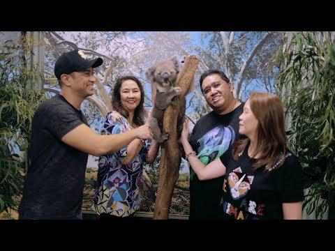 MEET MY FRIENDS! (Australia Day 3) Vlog 004