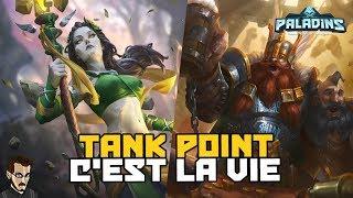 TANK POINT : C'EST LA VIE - Ranked DuoQ sur Paladins FR