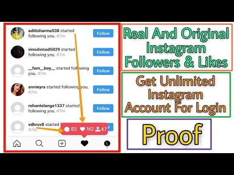 How To Get 50k Real Followers on Instagram 2019