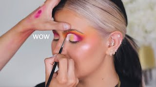 MMMMITCHELL DID MY MAKEUP | JAMIE GENEVIEVE