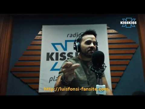 Luis Fonsi - Radio Kiss Kiss - Italia