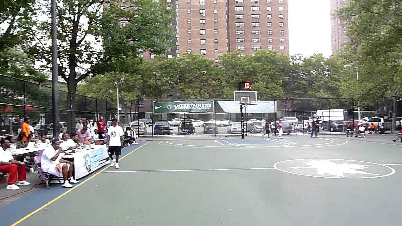 Rucker Park court - YouTube