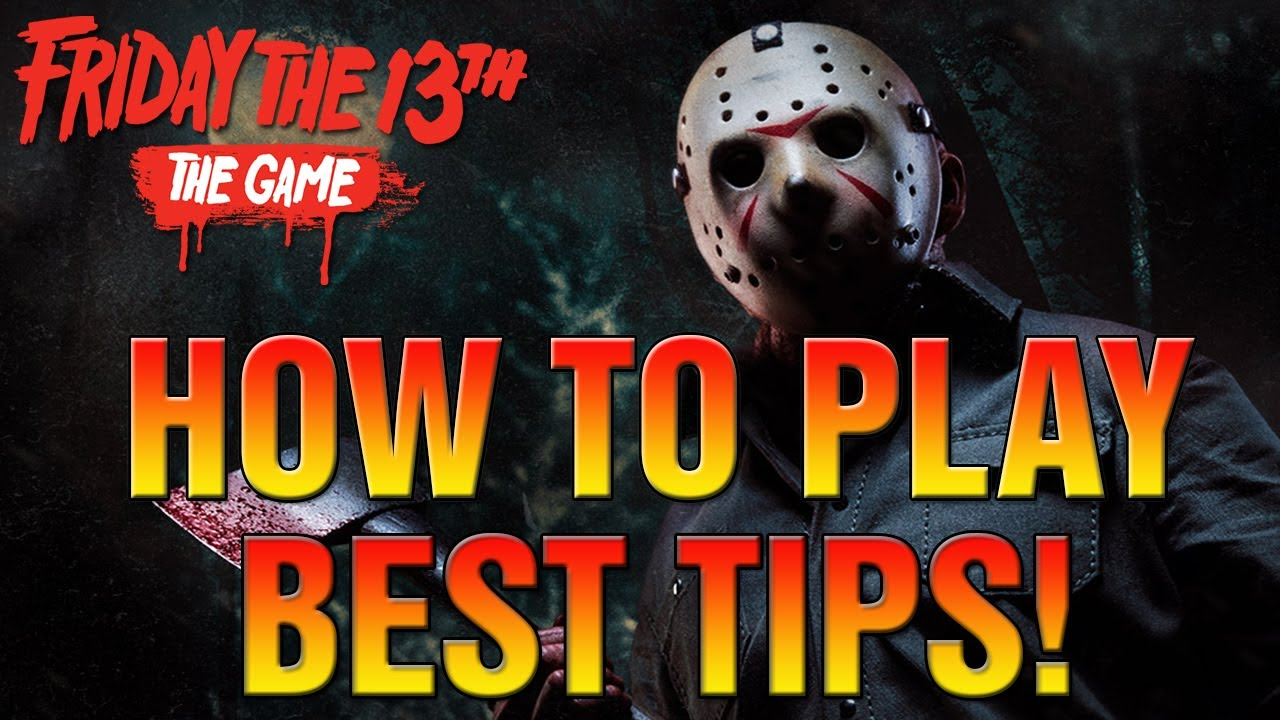 how to play friday the 13th the game