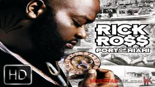 "RICK ROSS (Port Of Miami) Album HD - ""Where My Money"""