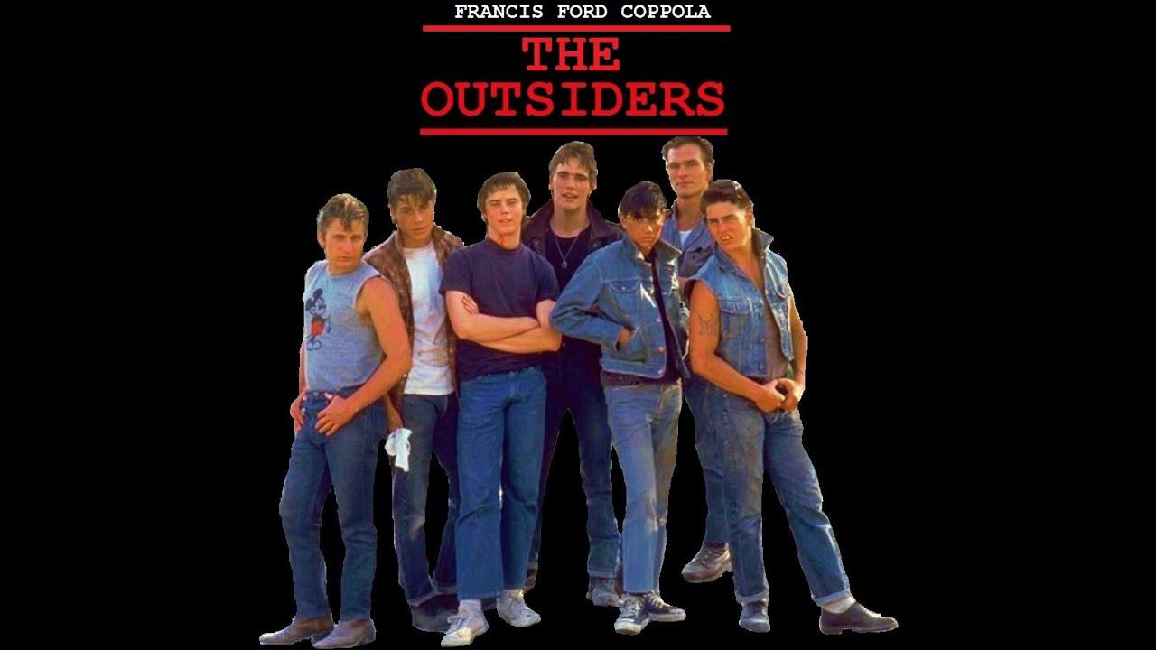 """THE OUTSIDERS OST RARE Carmine Coppola """"Fate Theme Dallas"""