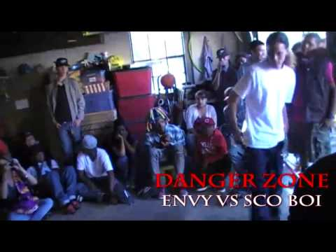 DANGER ZONE: Envy VS Scoboi RD3