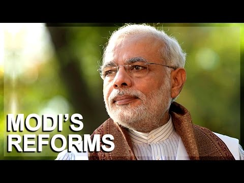 Make in India initiative, Part 1 of 2 - labor, land and tax reforms