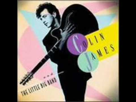 Surely (I Love You) / Colin James and the Little Big Band