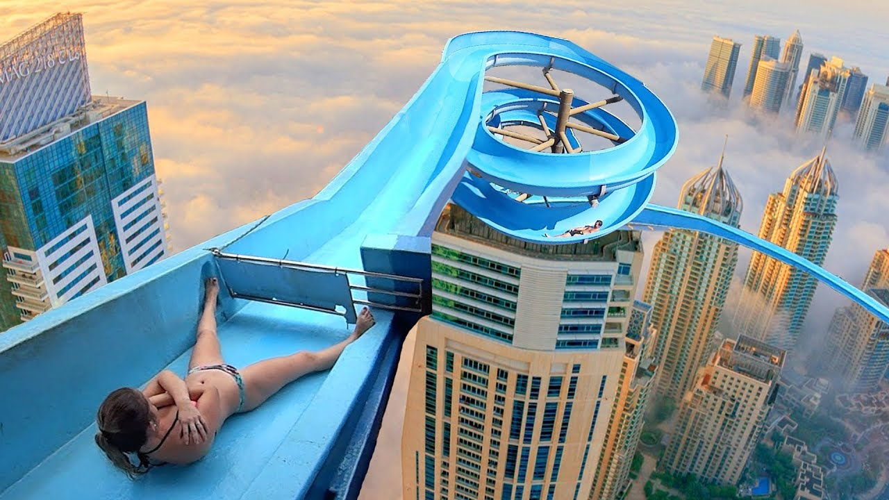 Download this water slide should not exist..