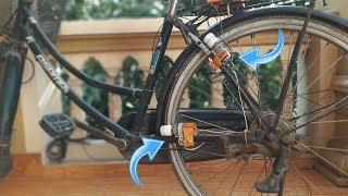 집에서 전기 자전거를 만드는 방법