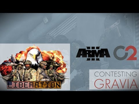 [Part 3] Liberation Altis with C2 : CONTESTING GRAVIA