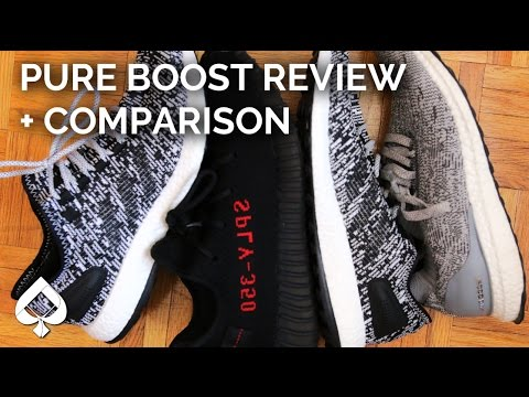 innovative design 43471 8b1d0 Adidas Pure Boost