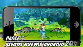 Los Mejores Juegos Rpg Para Android 2018