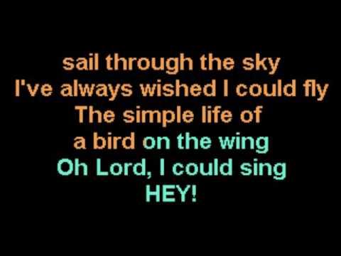 Eagles Fly Sammy Hagar Karaoke revised CustomKaraoke RARE custom