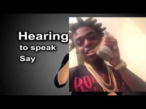 Kodak Black Sign Language EXPLAINED! 😱