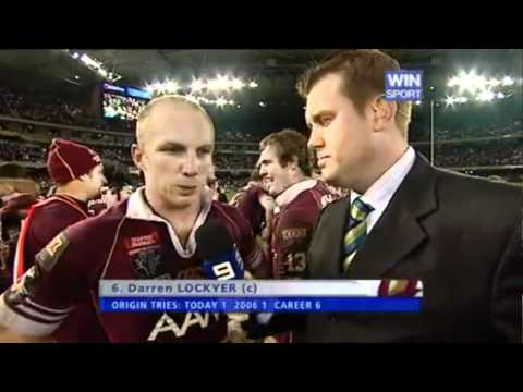 Classic Queensland State of Origin Moments