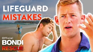 BIGGEST Lifeguard Mistakes on Bondi Rescue